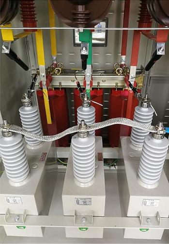 35kv automatic capacitor banks with filters