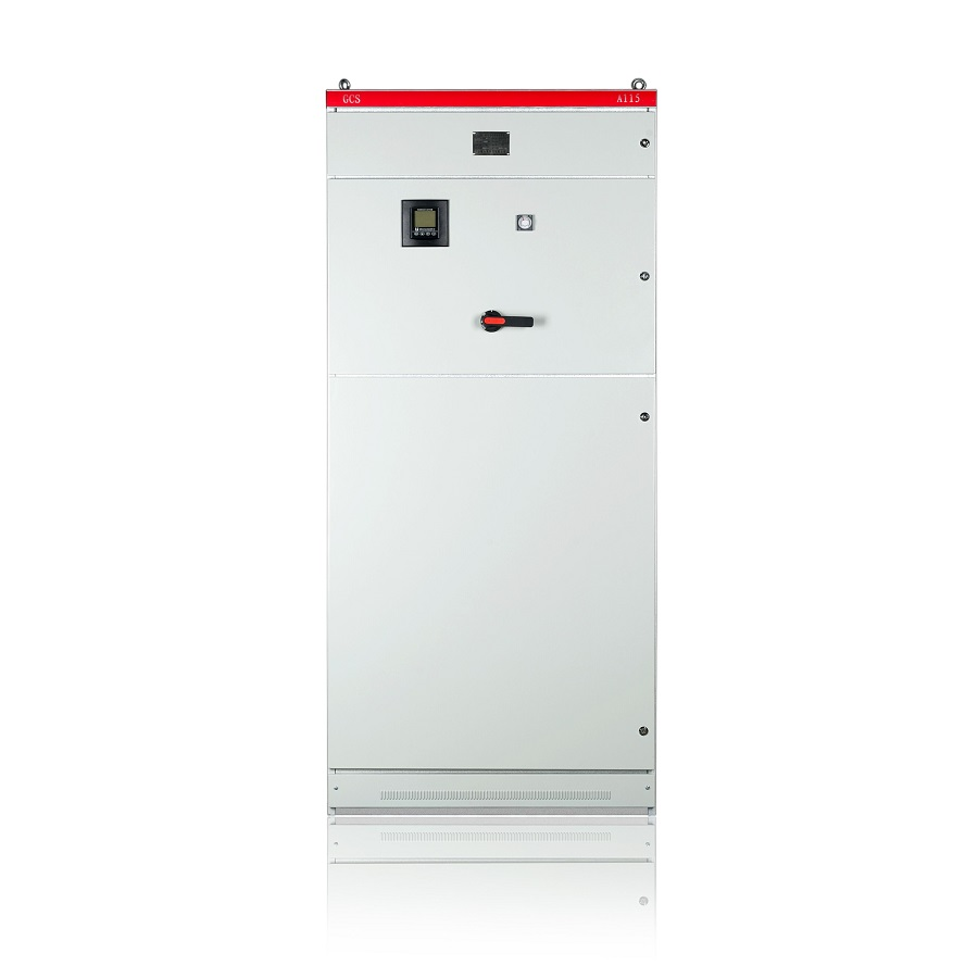 low voltage static var compensator panel