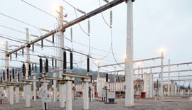statcom applied in power substation